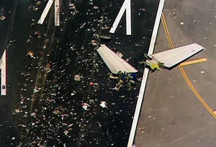 San Fransisco Plane Crash 06