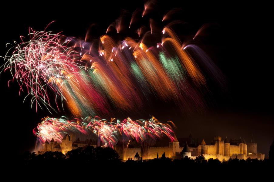 irpt Carcassonne Castle Martin Castellan