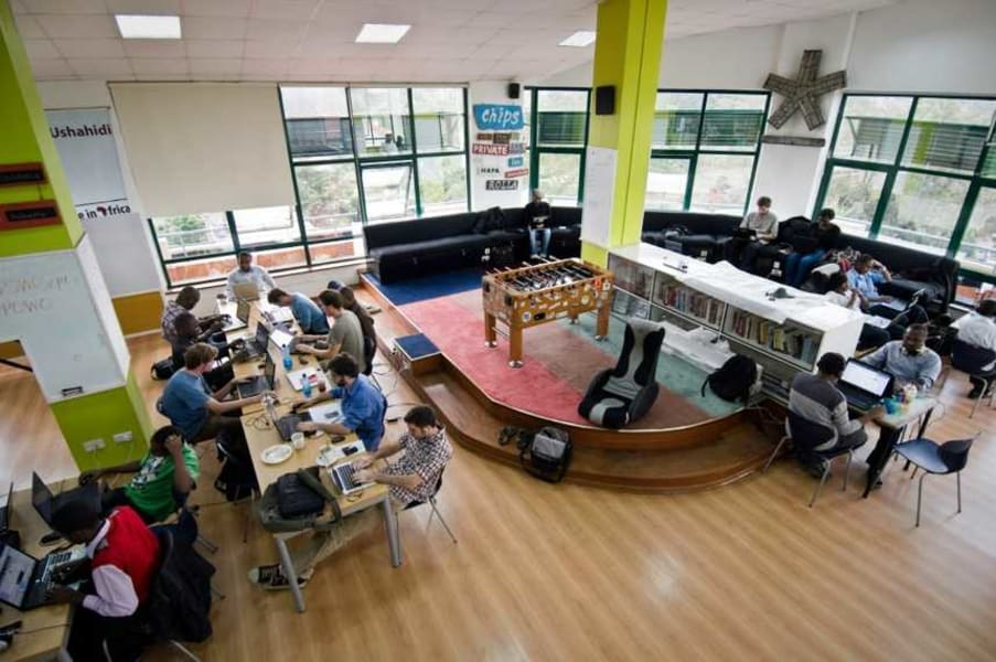 ihub martha chumo overview