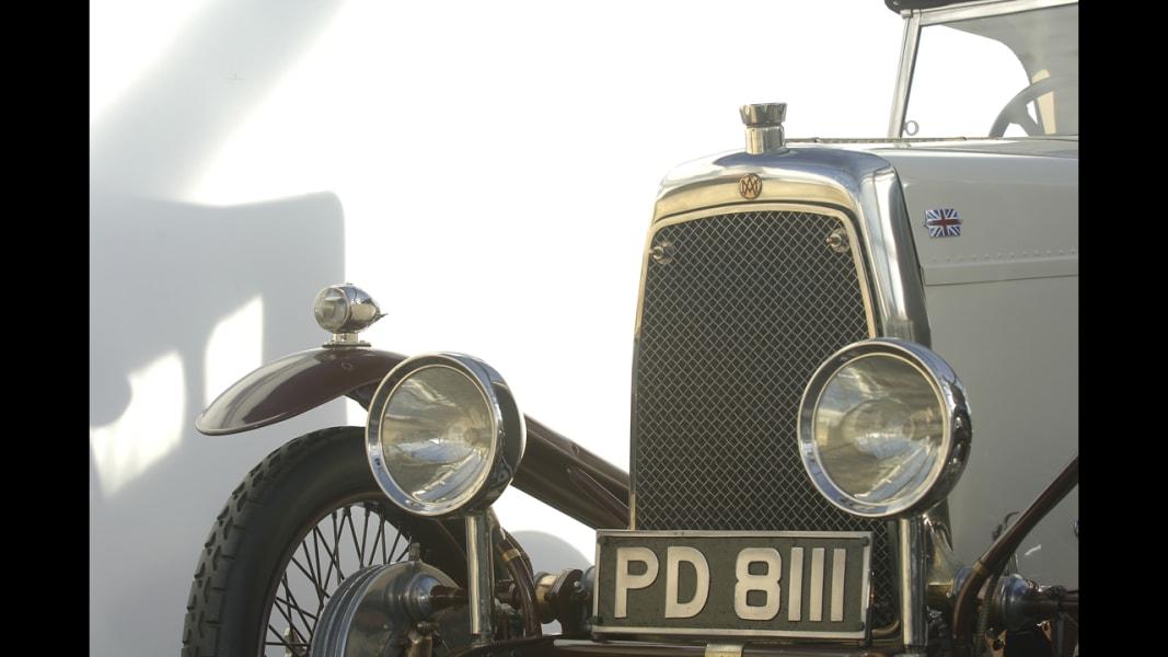 21_1924 Bamford and Martin Side Valve Team Car
