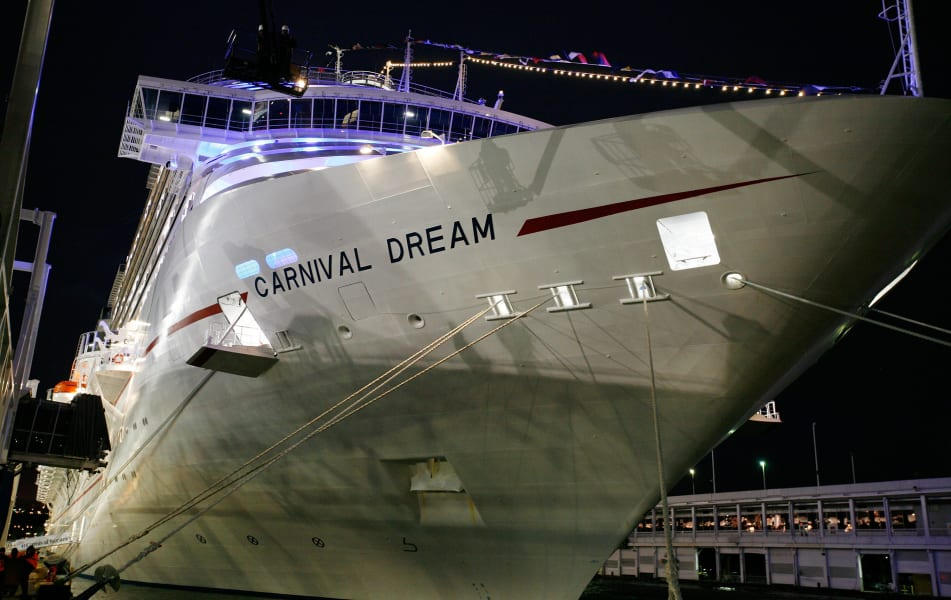 carnival dream - RESTRICTED