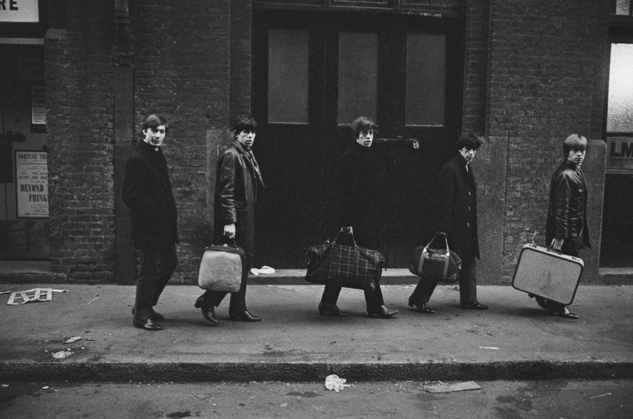 1963 mick jagger