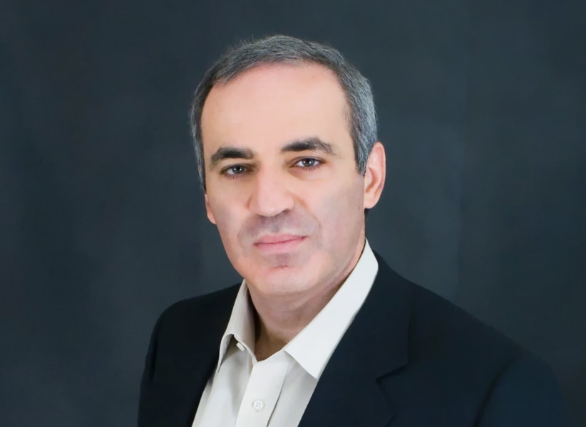 Garry Kasparov file