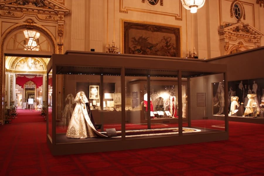Queen's coronation exhibition 5