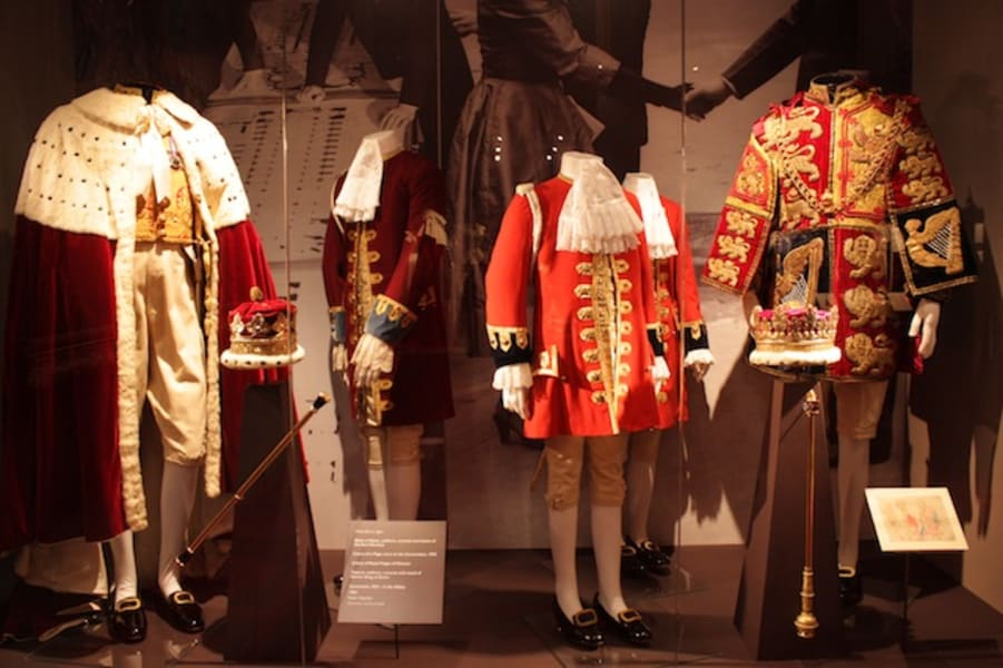 Queen's coronation exhibition 8