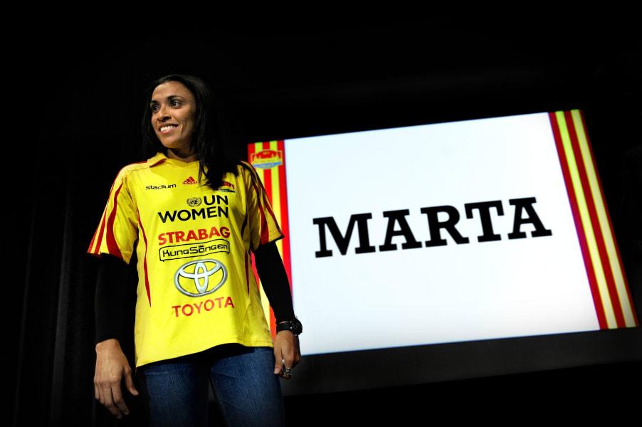 Football Marta 1