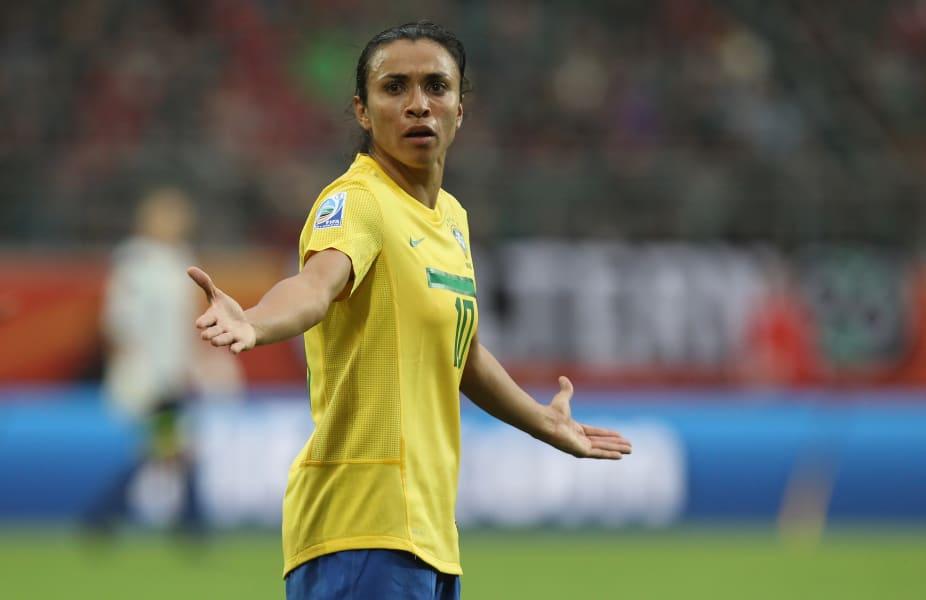 Football Marta 2