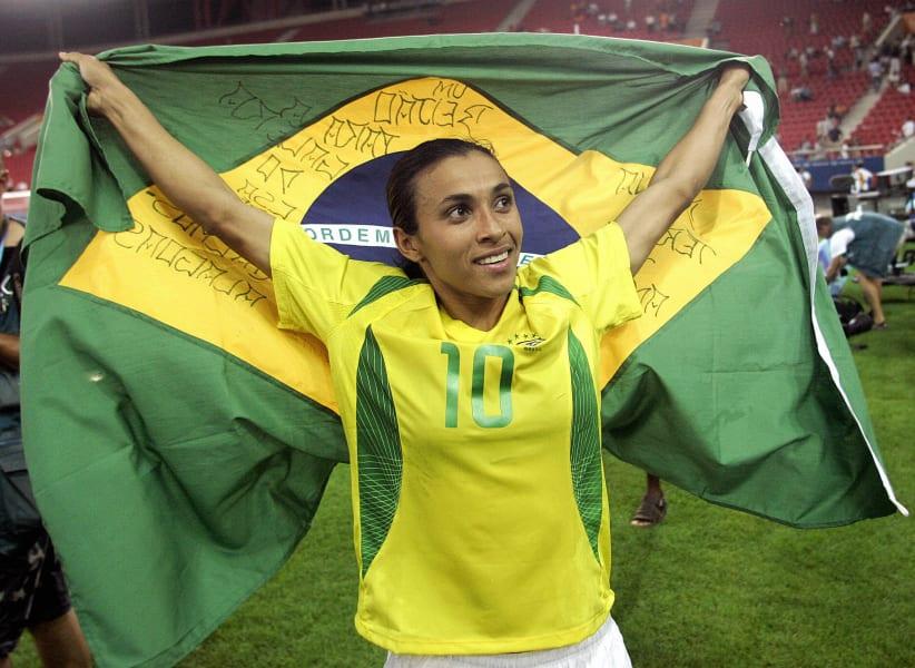 Football Marta 4