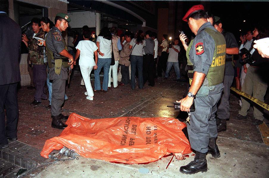 14 embassy attacks