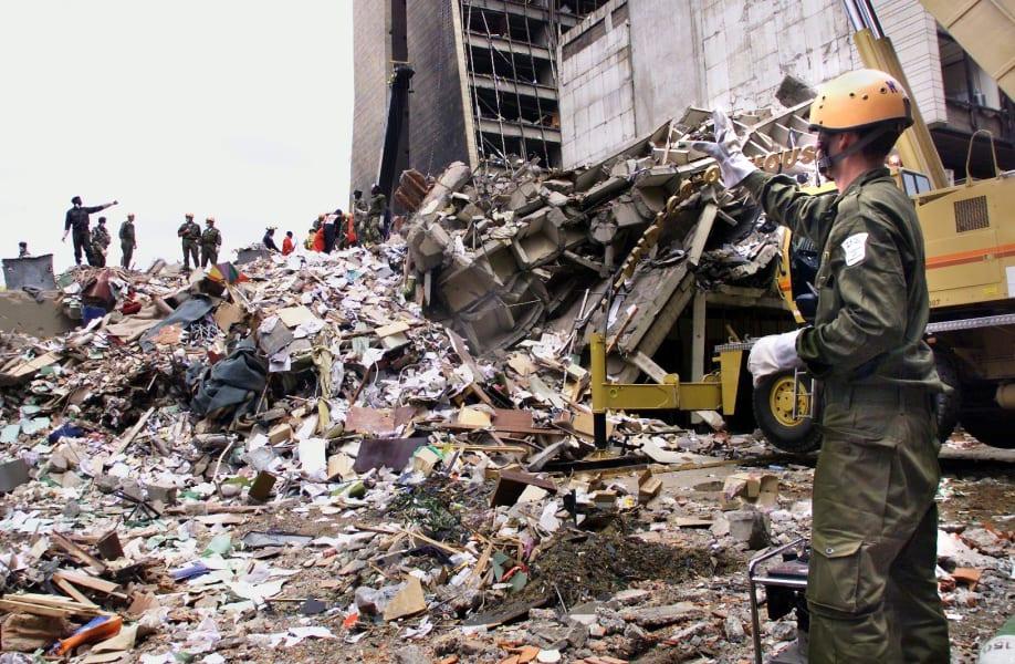 16 embassy attacks