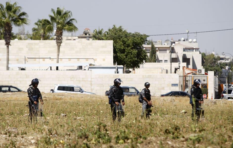 us embassy jordan RESTRICTED