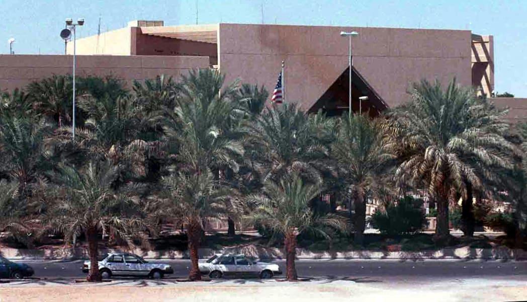Riyadh embassy