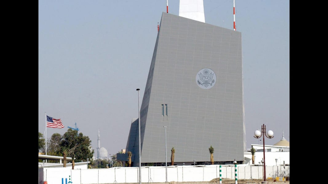 Abu Dhabi embassy