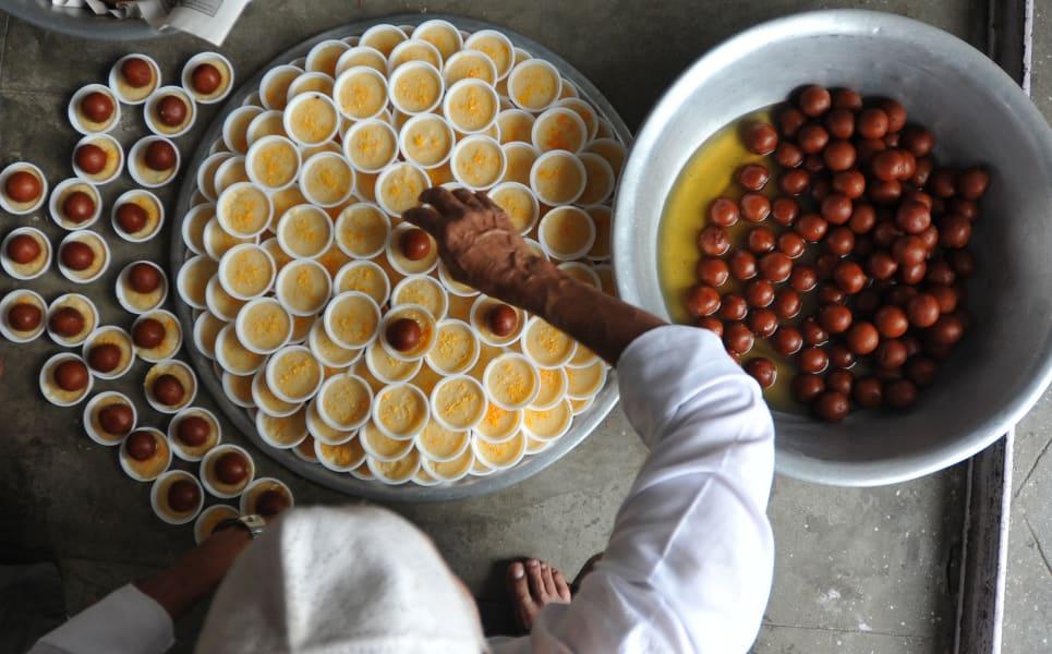 eid nepal muslim food