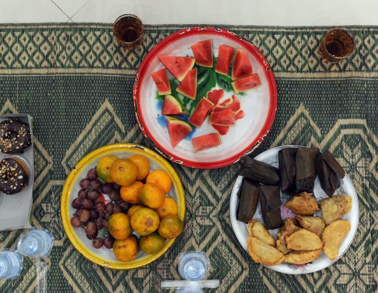 eid Indonesia food fruit