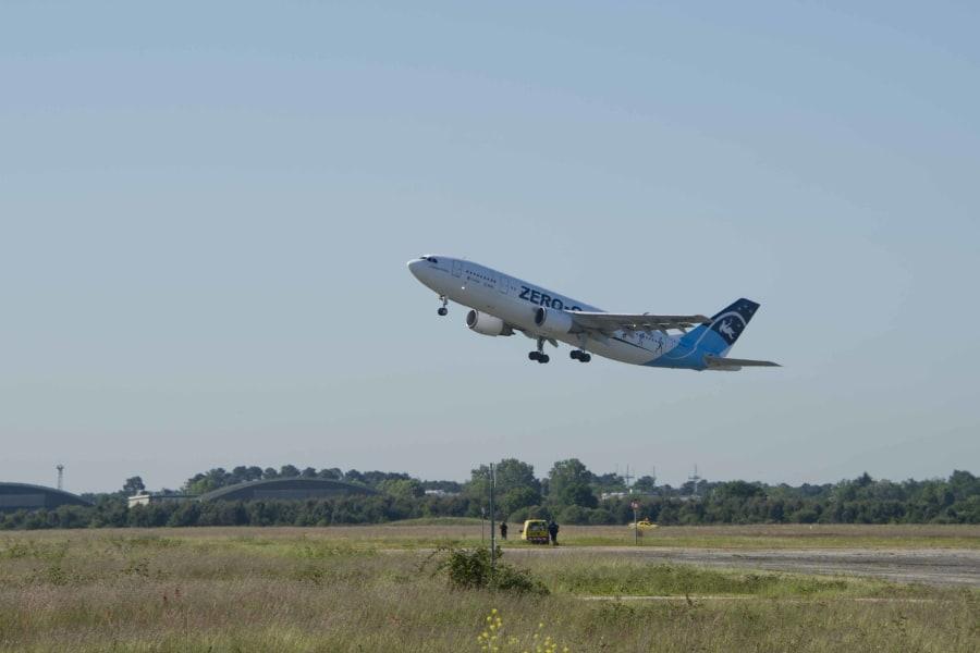 Zero-G parabolic flight