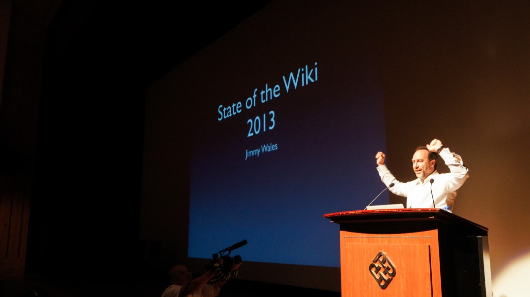 wikimania jimmy wales