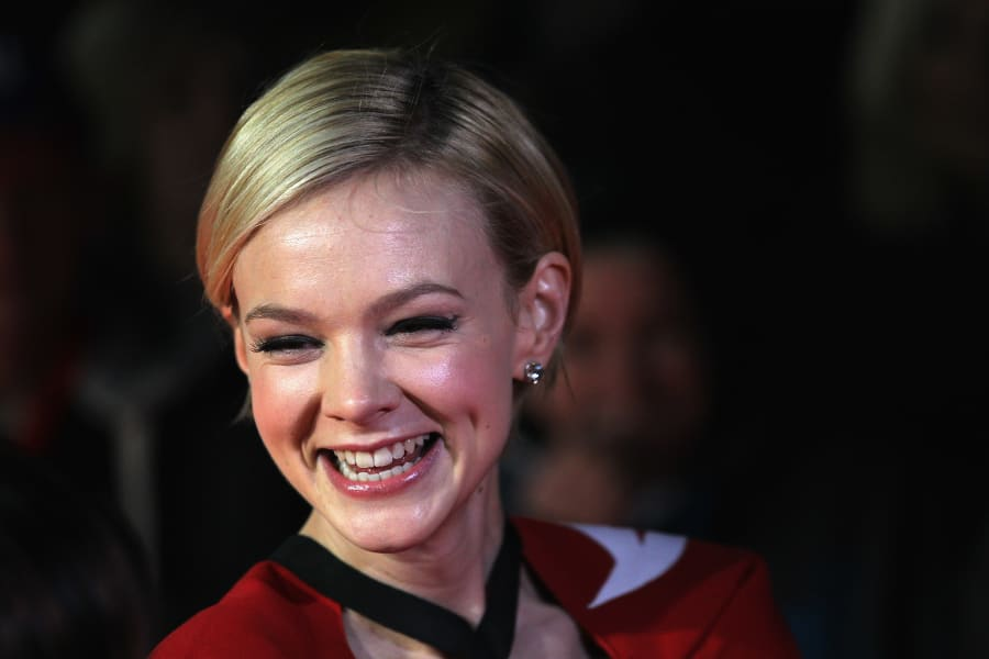 Carey Mulligan 2012