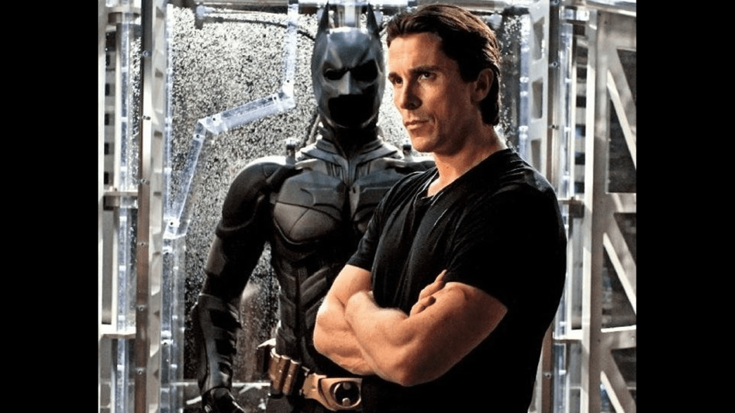 Christian Bale Dark Knight Rises