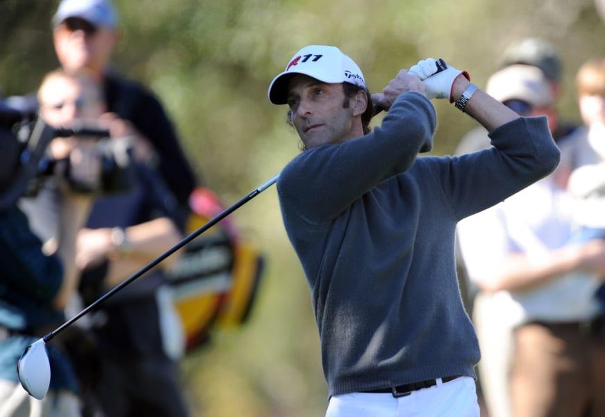 kenny g golf