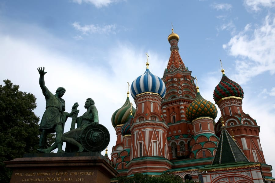moscow st basils' file