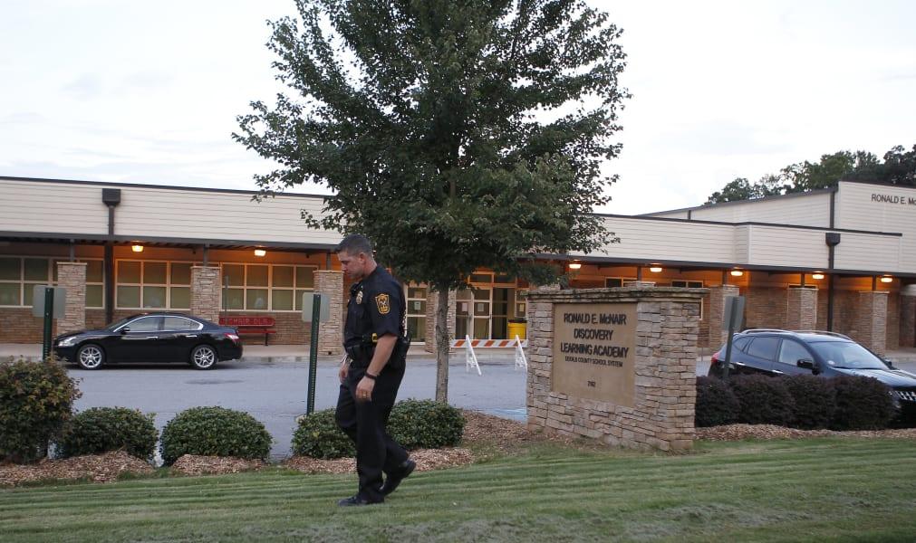 01 georgia school shooting RESTRICTED