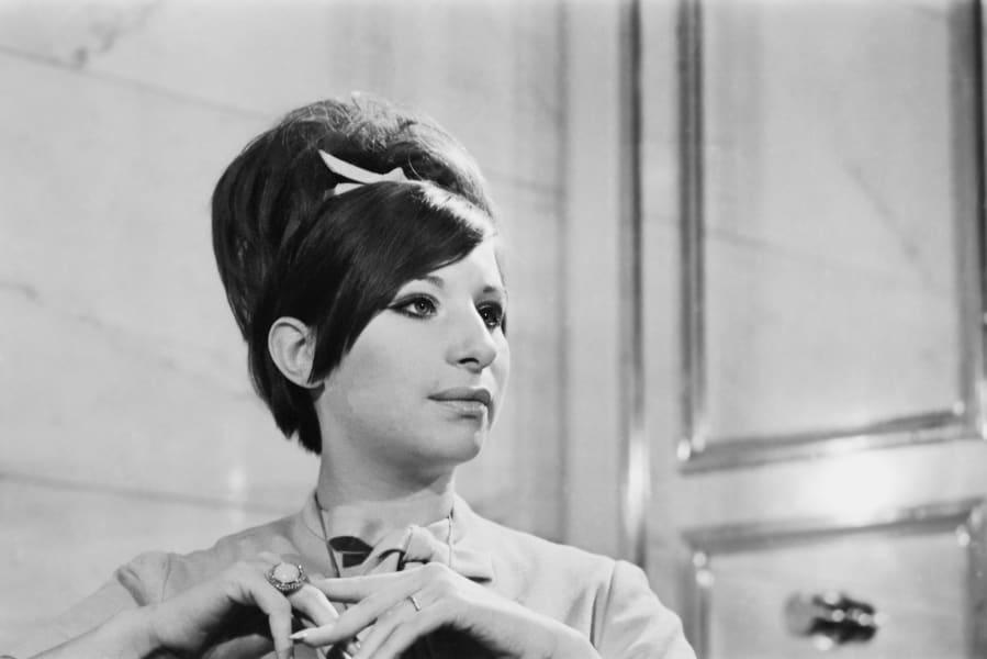 Celeb hoaxes Barbra Streisand 1966