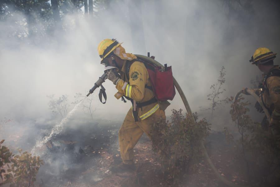 08 Yosemite Rim Fire 0823