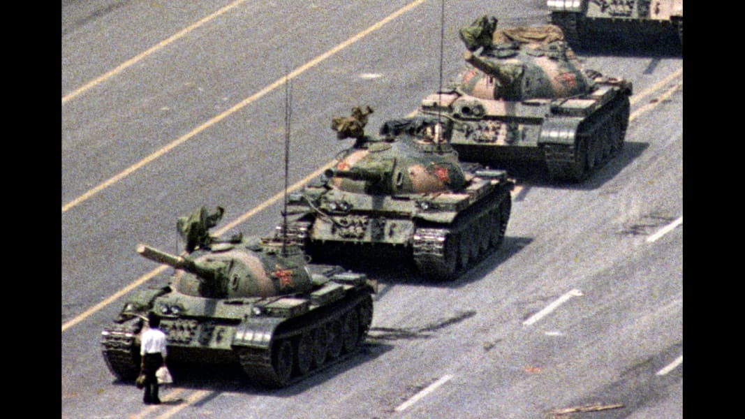 21 iconic tiananmen - restricted