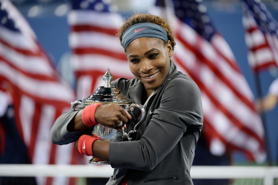 Serena Williams US Open tease