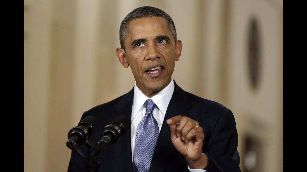 10 obama syria speech