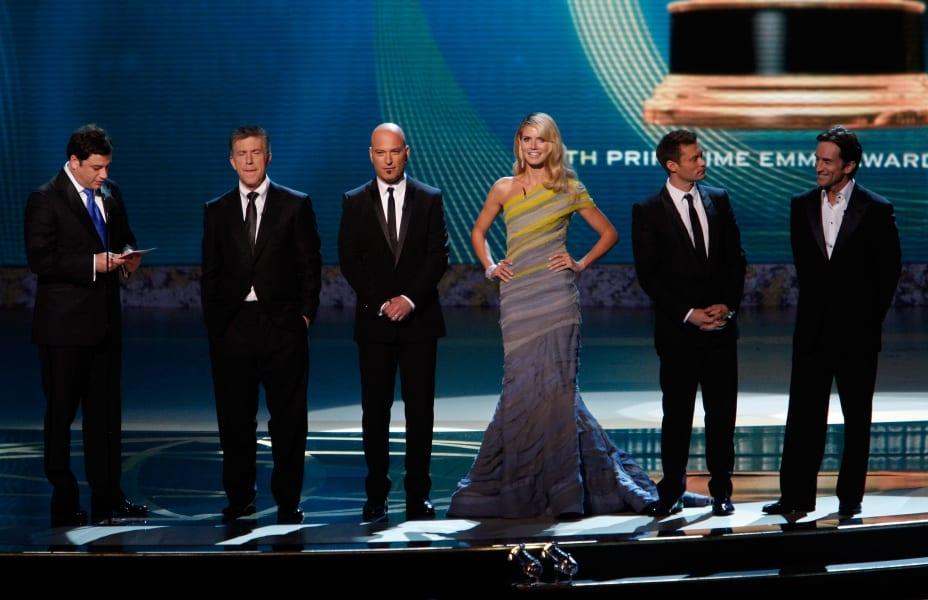 Best Worst Emmy hosts Mandel Klum Seacrest Probst