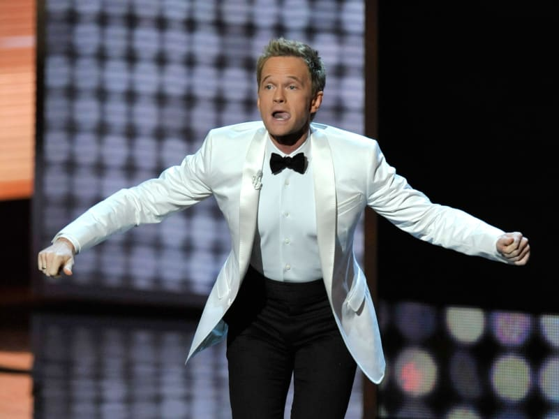 Best Worst Emmys hosts Neil Patrick Harris