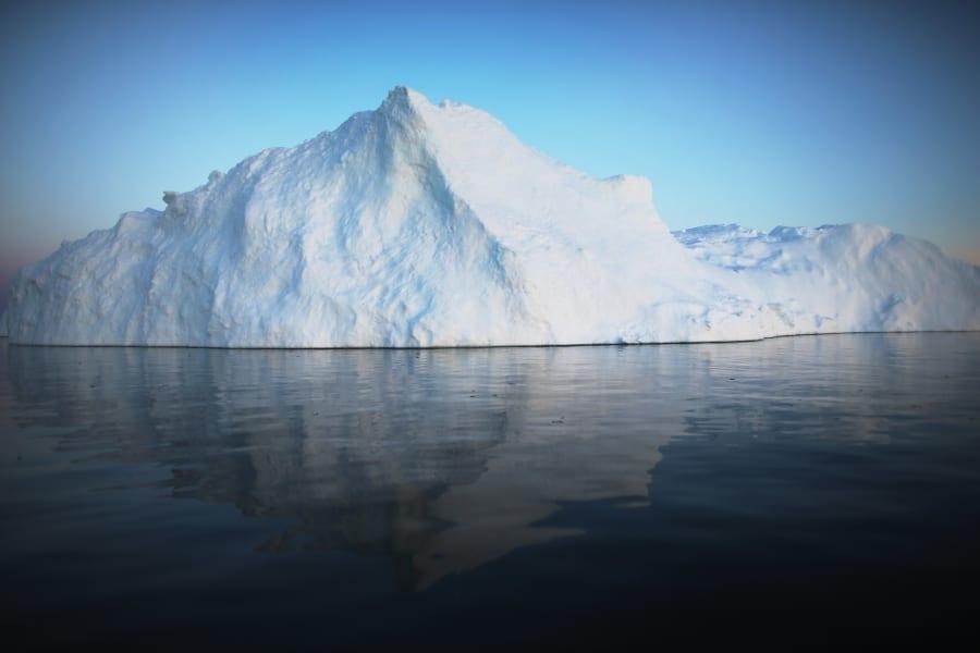 greenland melting ice climate change