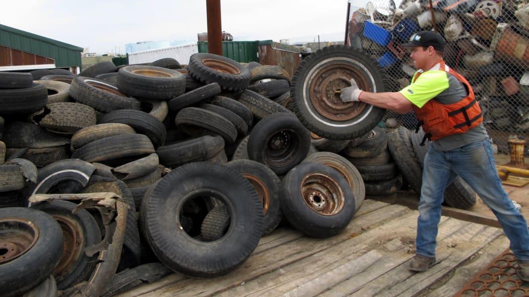 Pregracke tires