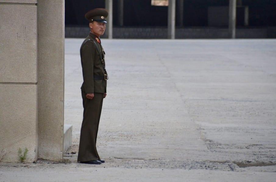 North Korea forbidden photo 2