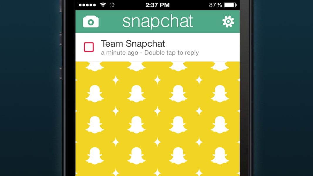 teen apps snapchat