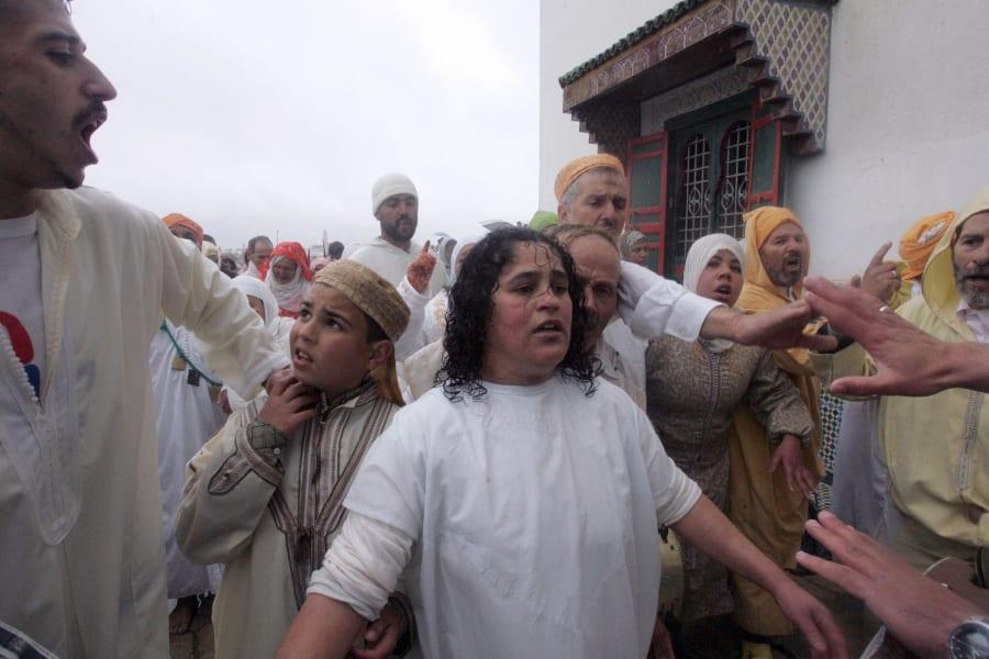 Ben Aissa Moussem, Morocco