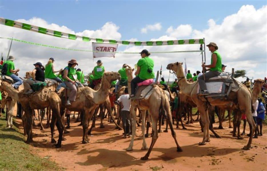Kenya camel derby 2