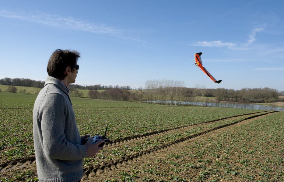 drone uses farm agriculture