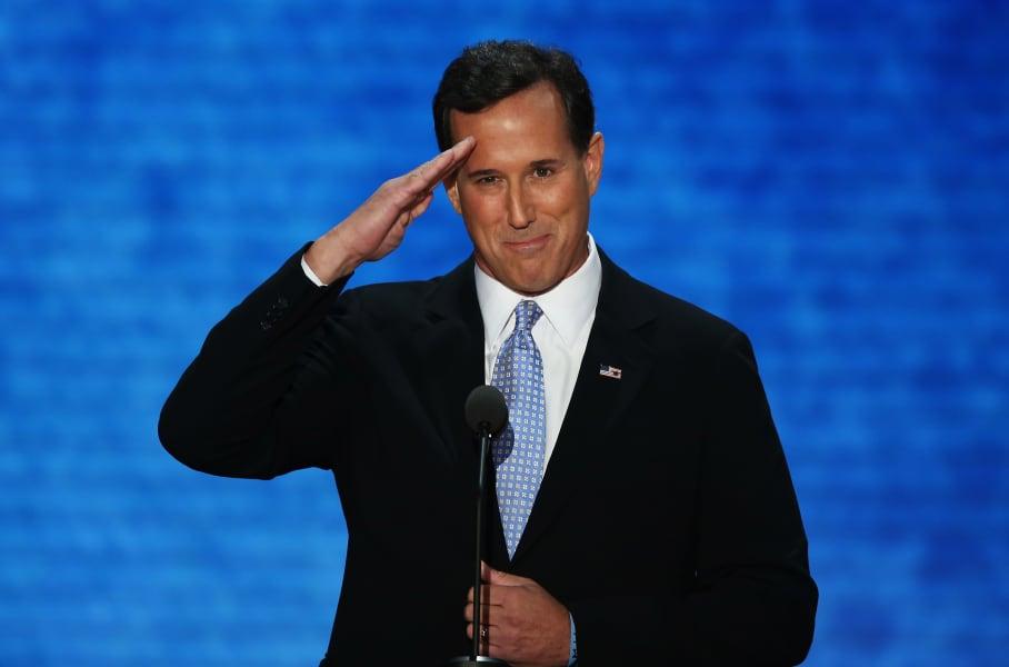 11 Rick Santorum 1017