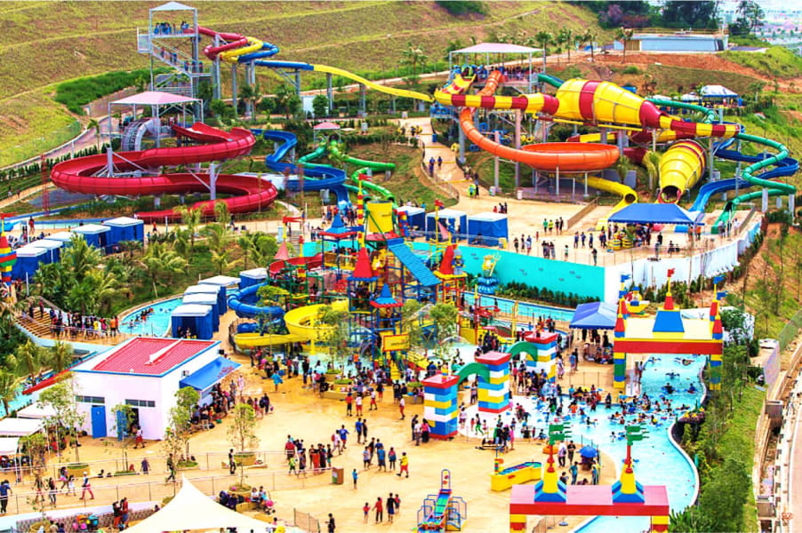 9 Legoland Malaysia Waterpark