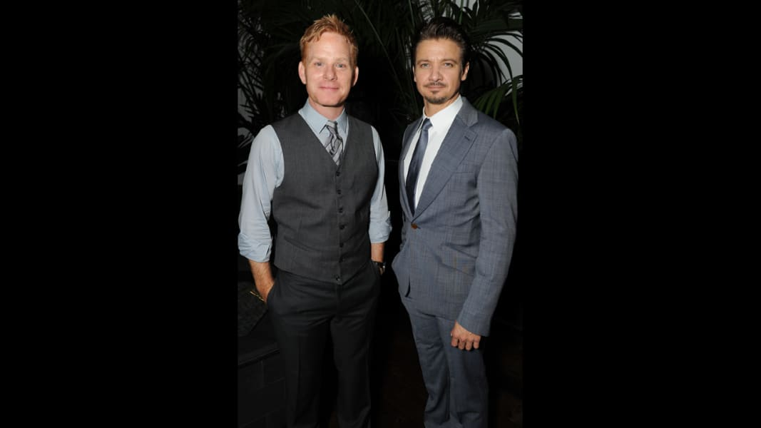 jeremy renner and kristoffer winters