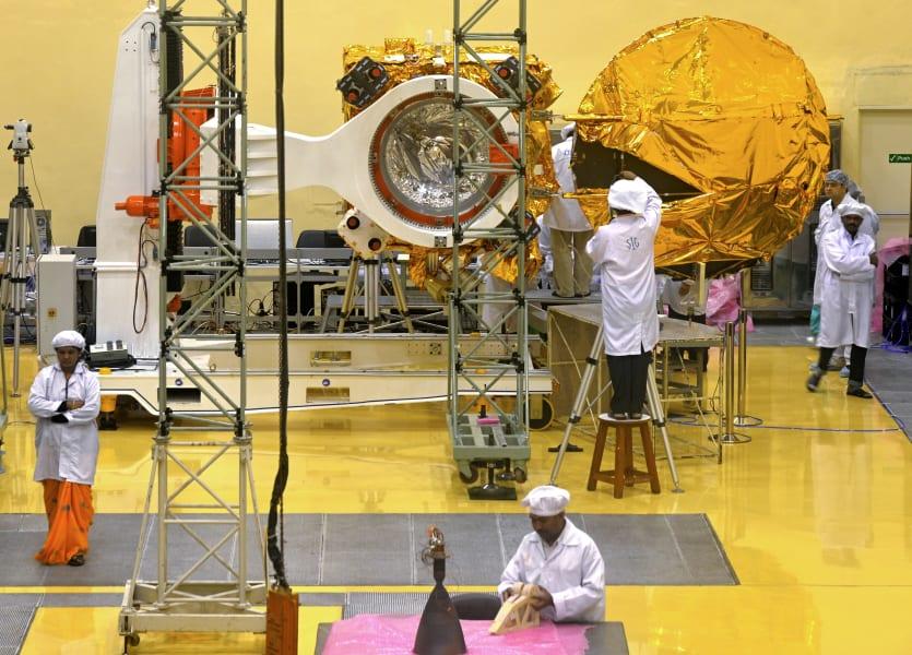 Mars Orbiter India