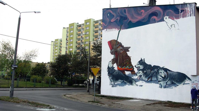 Etam poland street art 1