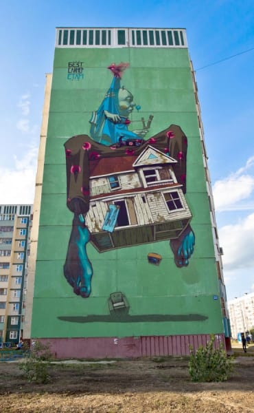Etam poland street art 4