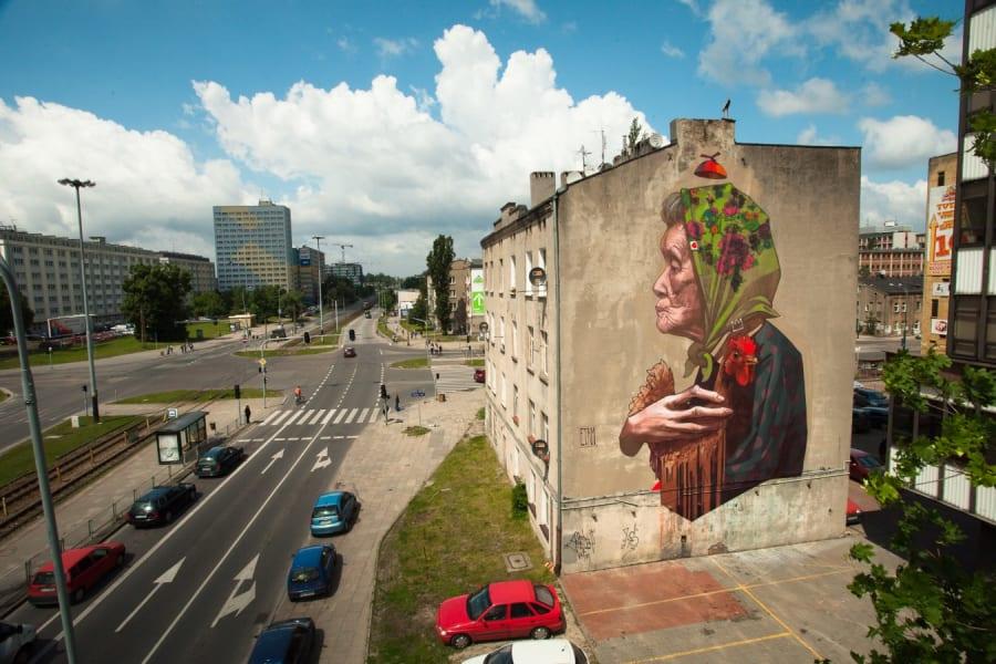 Etam poland street art 8