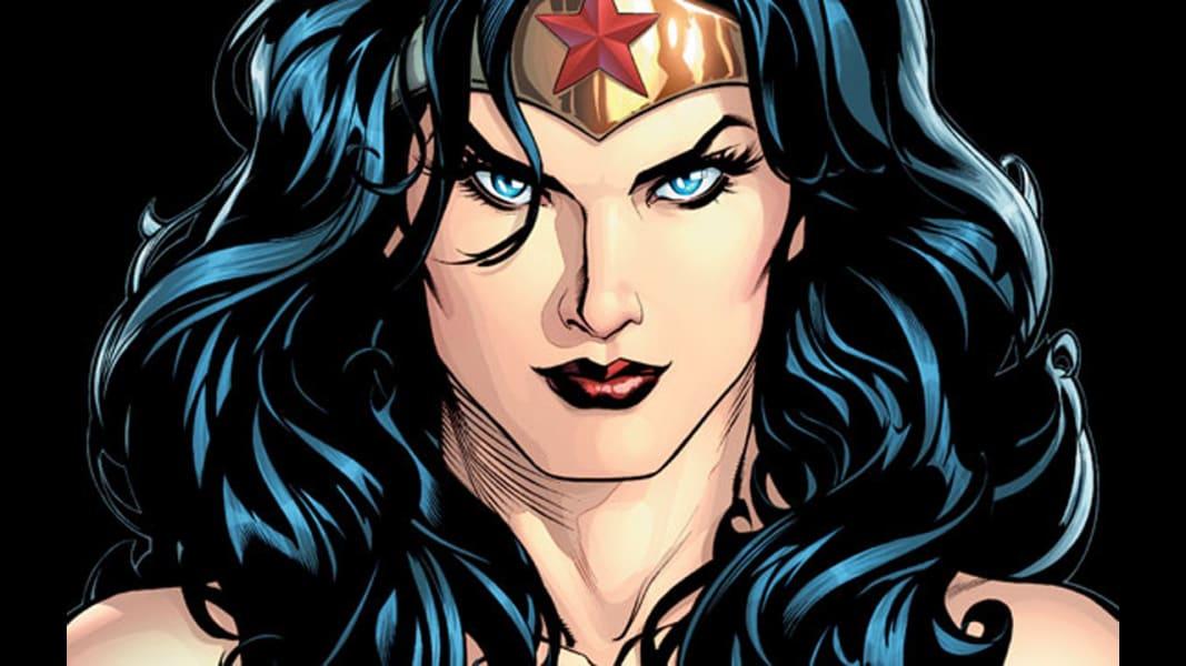 19 female superheroes