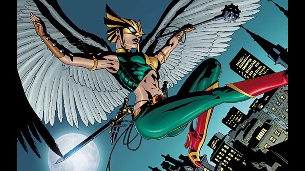 23 female superheroes