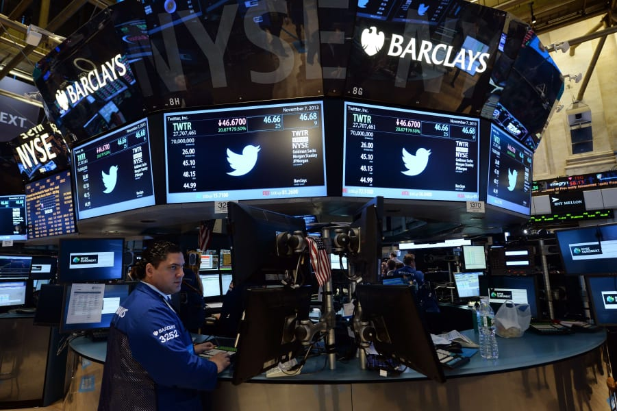Twitter IPO NYSE - S028687012